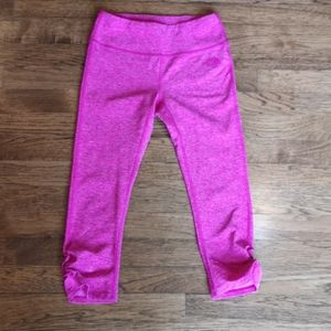 The North Face Motivation Crop Heathered Pink xs